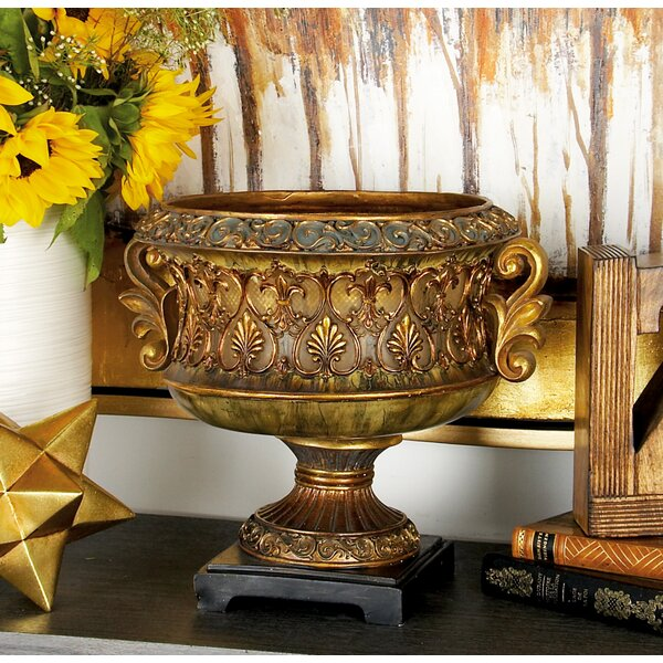 Dacian Victory Cup Resin Decorative Bowl by Astoria Grand