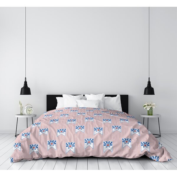 Independence Single Duvet Cover