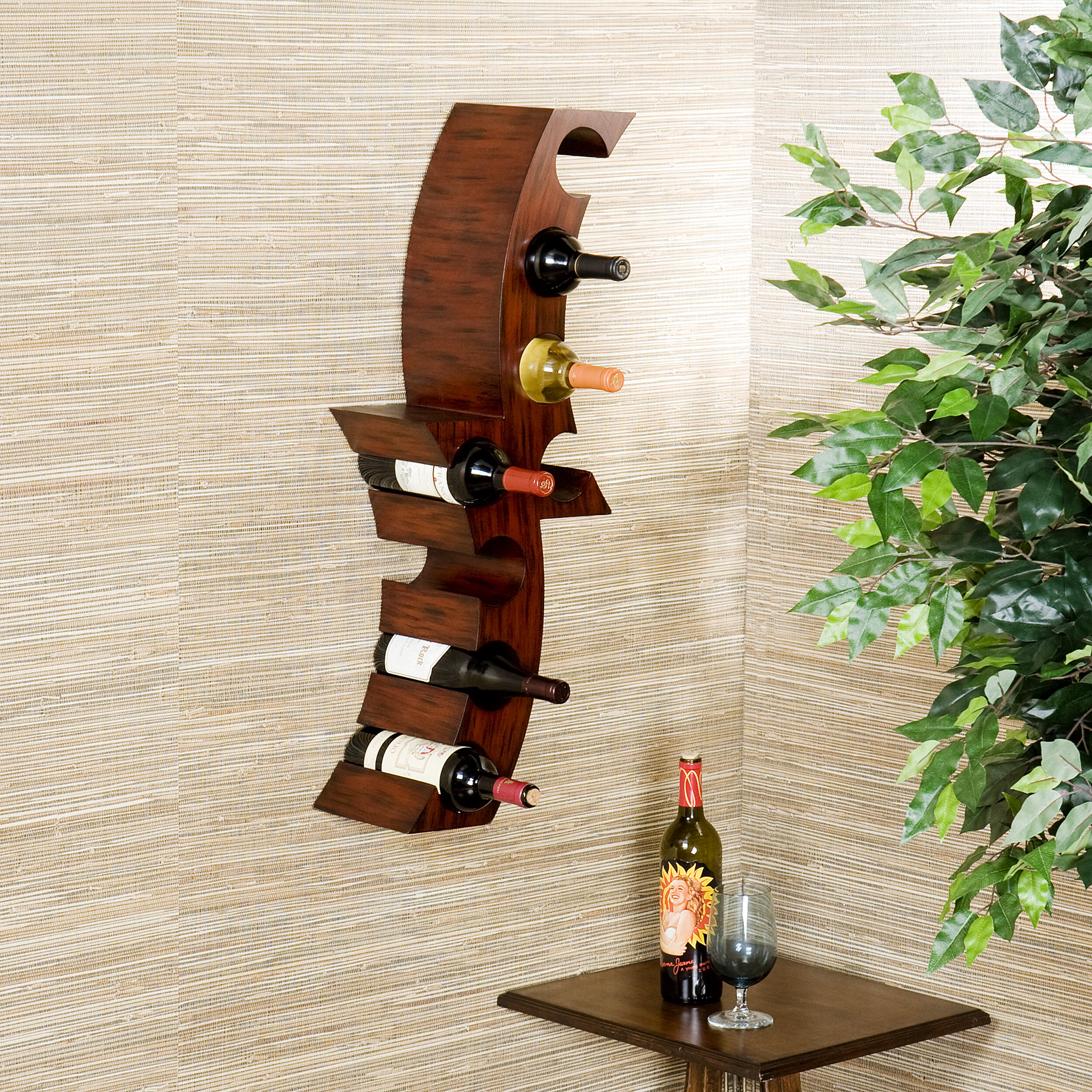 cosmecol rack mount wine iron yankee black hanging work wall bottle sturbridge towel