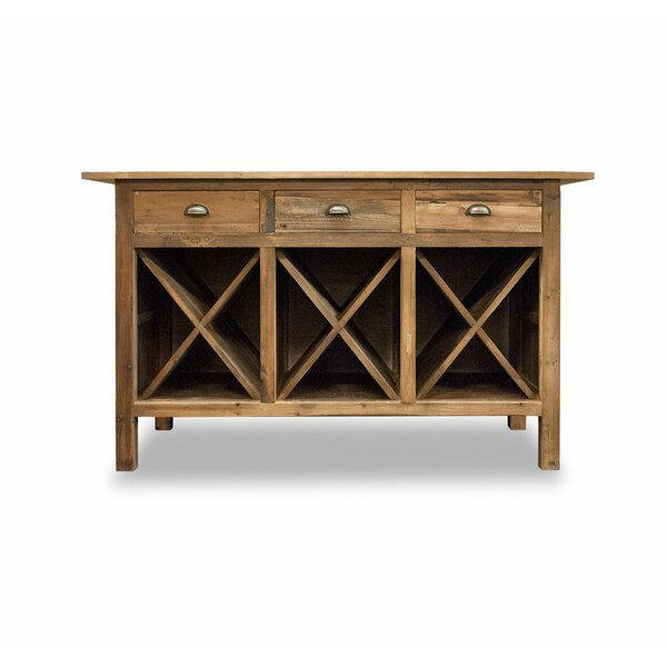 Dandre Bar with Wine Storage by Gracie Oaks Gracie Oaks