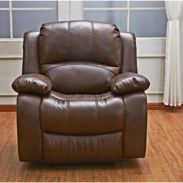 Gira Leather Manual Recliner VNAR1157