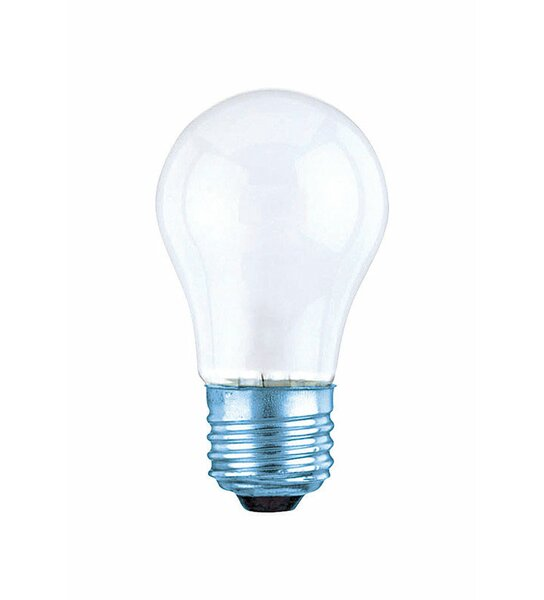 40W E26 Dimmable Incandescent Edison Light Bulb by Westinghouse Lighting