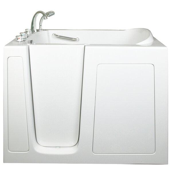 Low Threshold Hydrotherapy Whirlpool Walk-In Tub by Ella Walk In Baths
