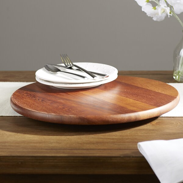 Christena Serveware Lazy Susan by Mercury Row