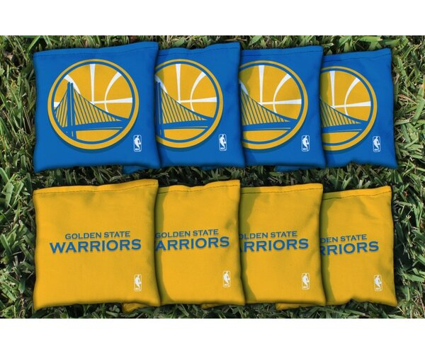 NBA Replacement All Weather Cornhole Bag Set by Victory Tailgate