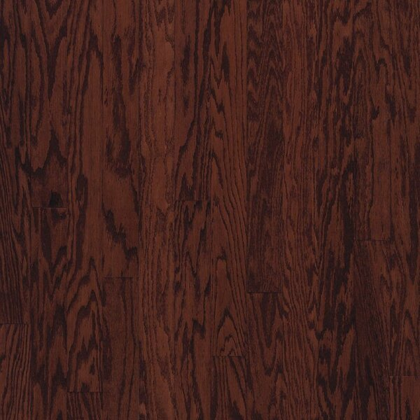 5 Engineered Red Oak Hardwood Flooring in Cherry Spice by Armstrong Flooring