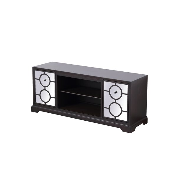 McMillan Solid Wood TV Stand for TVs up to 70