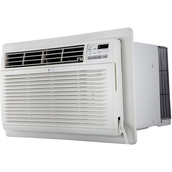 9,800 BTU Energy Star Through the Wall Air Conditioner with Remote by LG
