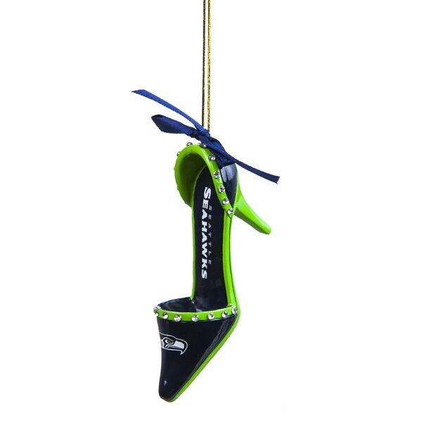NFL Team Shoe Ornament by Team Sports America