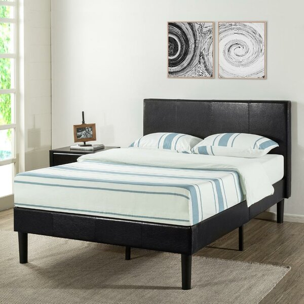 Nicolaus Upholstered Platform Bed by Latitude Run