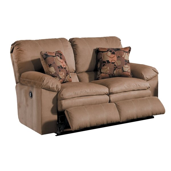 Impulse Reclining Loveseat by Catnapper