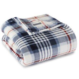 Summit Plaid Blanket