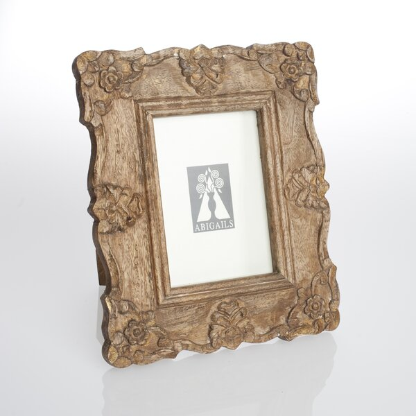 Provence Natural Patina Wood Picture Frame by Abigails