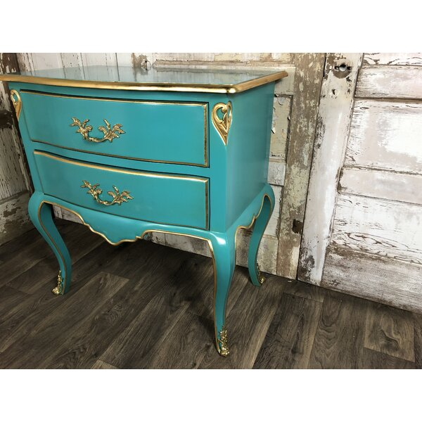 Orchard Street 2 Drawer Accent Chest by Astoria Grand Astoria Grand