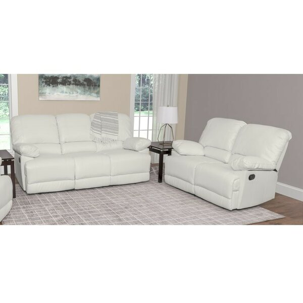 Condron Reclining 2 Piece Reclining Living Room Set by Red Barrel Studio