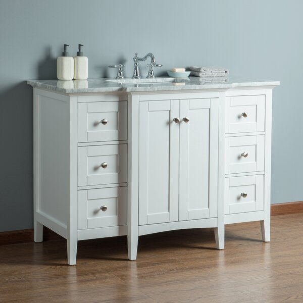 Chelton 48 Single Bathroom Vanity Set by Breakwater Bay