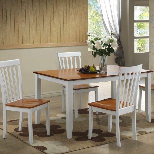 Lancelot 5 Piece Dining Set by Andover Mills
