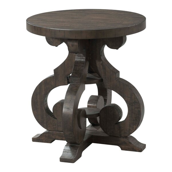 Kenworthy End Table By Three Posts