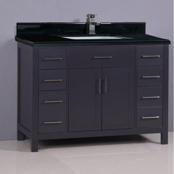 Flannery 42 Single Bathroom Vanity Set by Ebern De