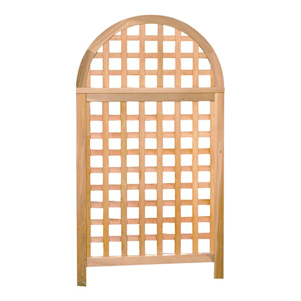 Phat Tommy Andover Wood Lattice Panel Trellis by Buyers Choice