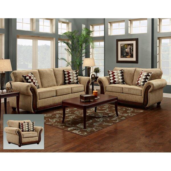 Goodnight Configurable Living Room Set by Fleur De Lis Living