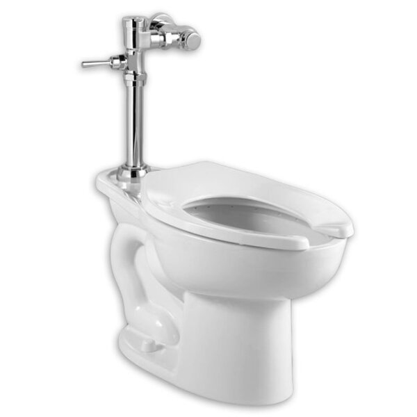 Madera EverClean 1.6 GPF Elongated One-Piece Toilet by American Standard