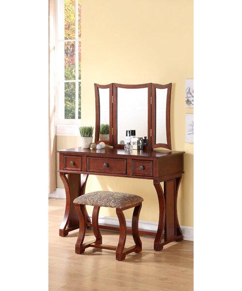 Deutsch Vanity Set by Darby Home Co