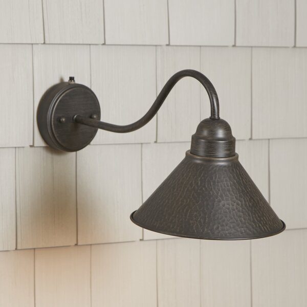 Outdoor Gooseneck Barn Light Wayfair