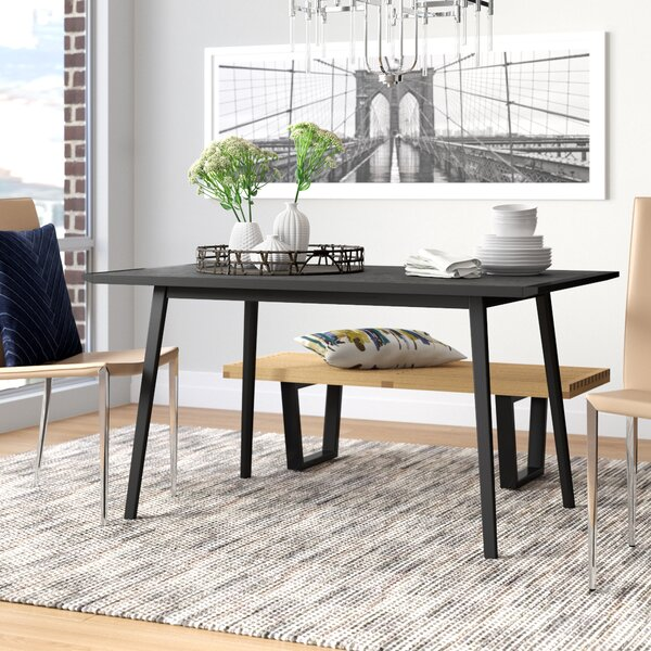 Kellison Dining Table by Comm Office