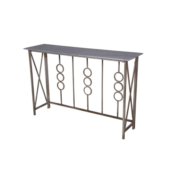 Partone Console Table By Gracie Oaks