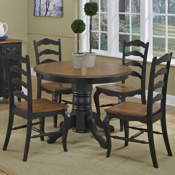 Allaire 5 Piece Dining Set by Lark Manor