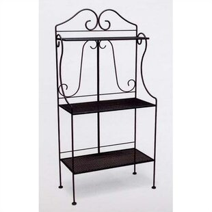 Classic Wrought Iron Baker's Rack Reviews