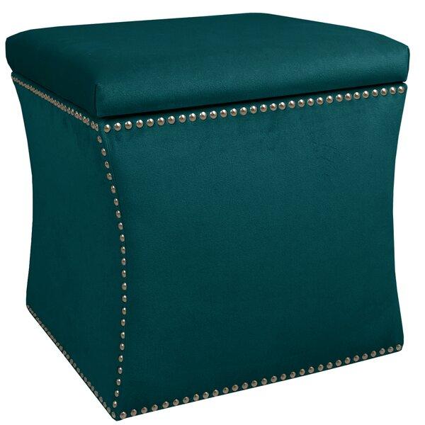 Brigette Storage Ottoman by Skyline Furniture Skyline Furniture