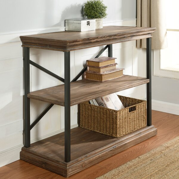 Maidste Etagere Bookcase by Three Posts