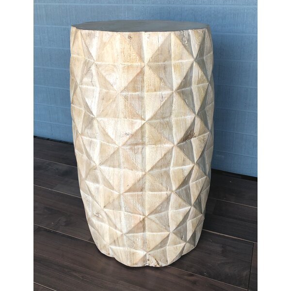 Helena End Table by Rosecliff Heights Rosecliff Heights