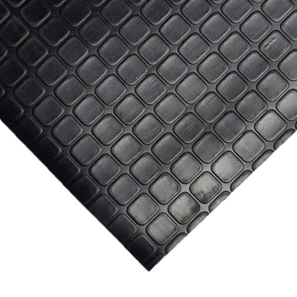 Block-Grip 420 Rubber Flooring Roll by Rubber-Cal, Inc.