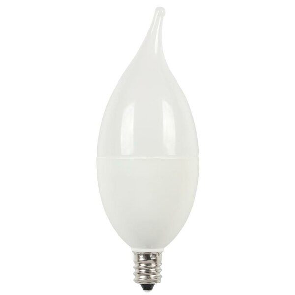 7W E12/Candelabra LED Light Bulb by Westinghouse Lighting