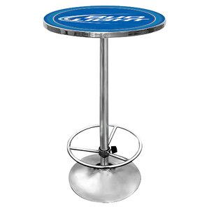 Bud Light Pub Table I by Trademark Global