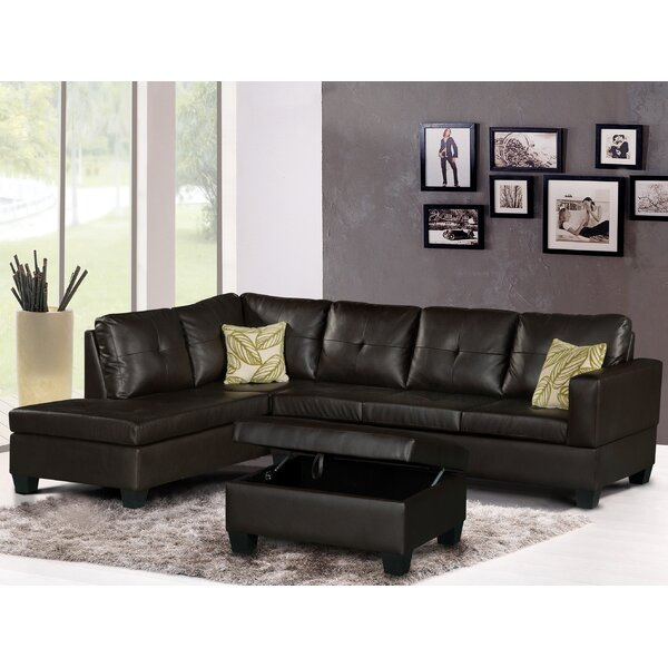 Olivia Sectional by PDAE Inc.
