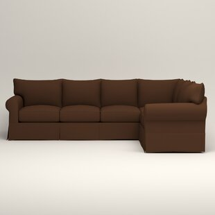 Jameson Slipcovered L-Shaped Sectional Birch Lane?