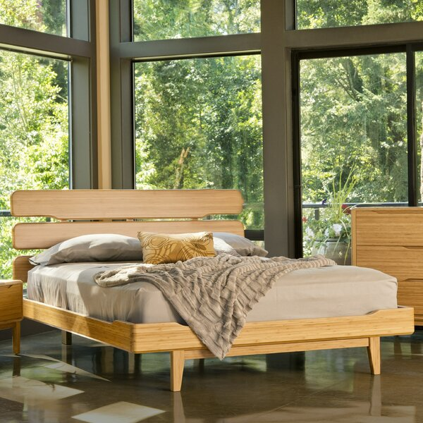 Currant Platform Bed by Greenington