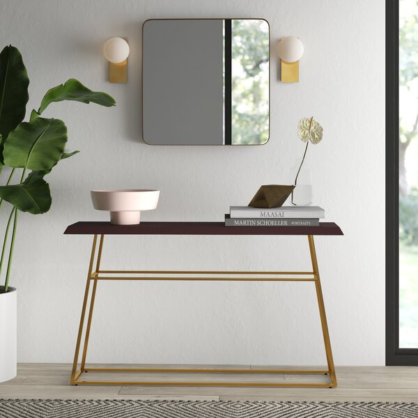 Mcfall 48 inch Console Table by Mercury Row