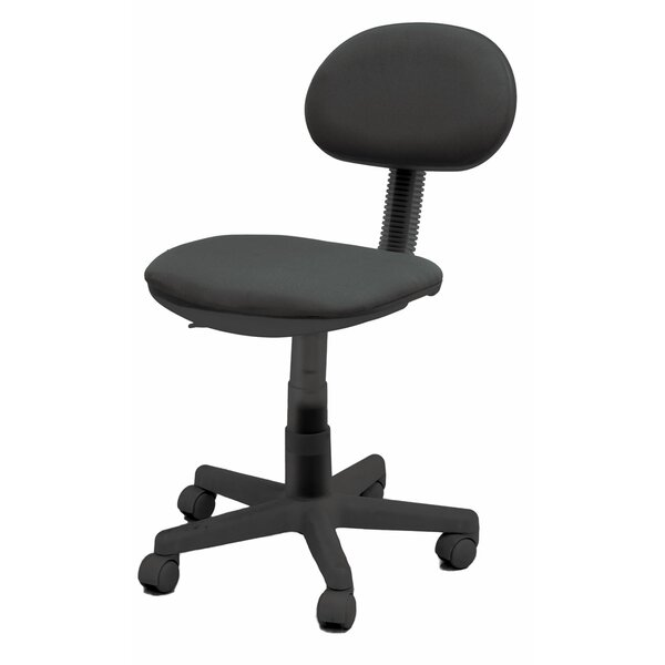 Pneumatic Mid-Back Desk Chair by Offex