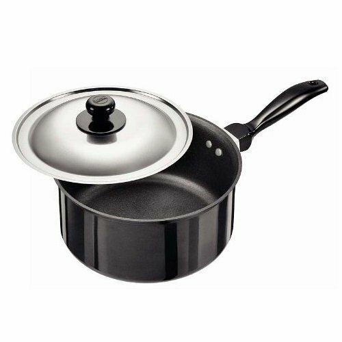 3.17-qt. Saucepan with Steel Lid by Futura