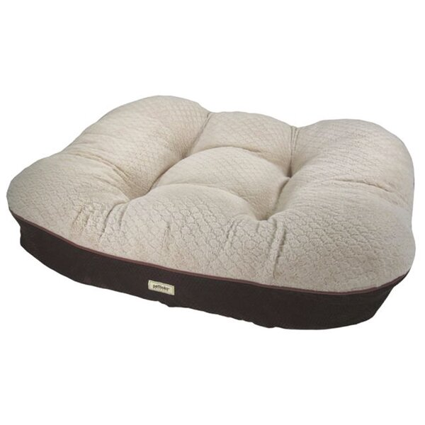 Deluxe Dreamer Memory Foam Cushion Donut Dog Bed by Worldwise, Inc