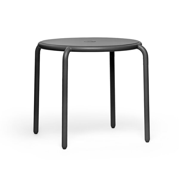 Toní Powder Coated Aluminum Bistro Table by Fatboy