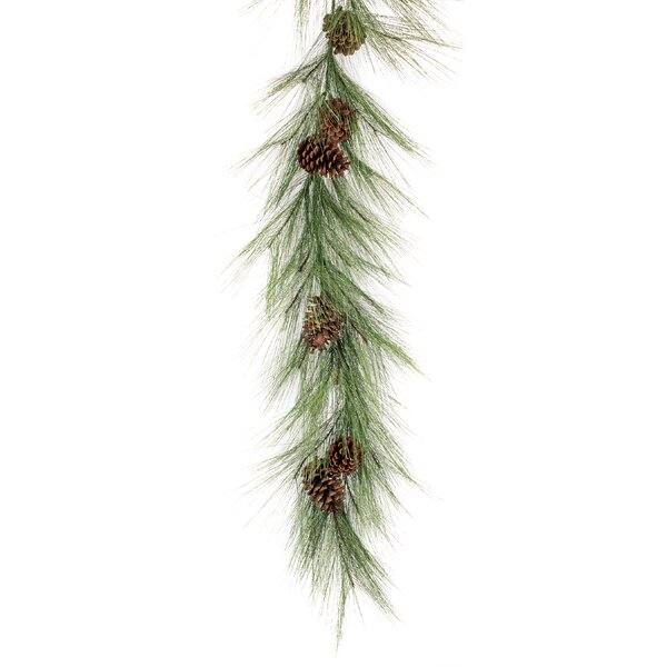 Long Needle Pine Garland by Clover Lane