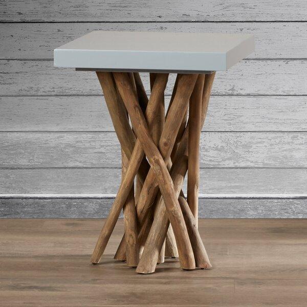 Margarita End Table by Mistana Mistana