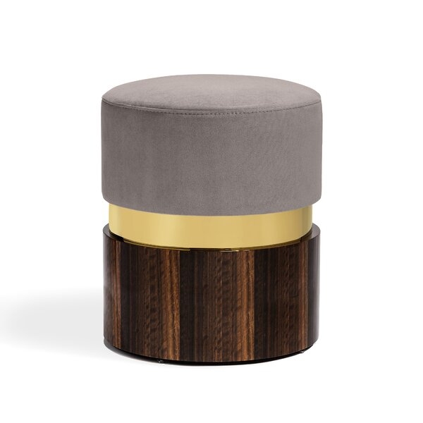 Kelsey Vanity Stool by Interlude
