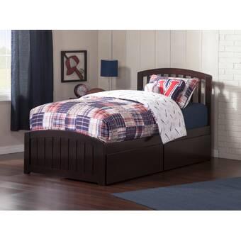 Harriet Bee Viggo Platform Bed Wayfair